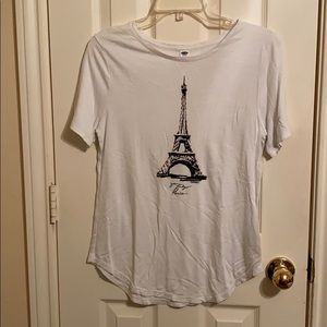 """Old Navy """"yours truly Paris"""""""